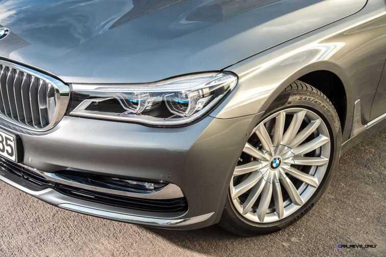2016 BMW 750Li Exterior Photos 147