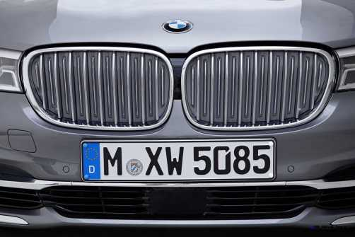 2016 BMW 750Li Exterior Photos 155