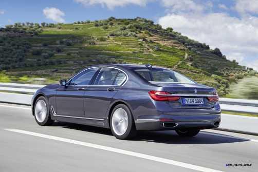 2016 BMW 750Li Exterior Photos 17