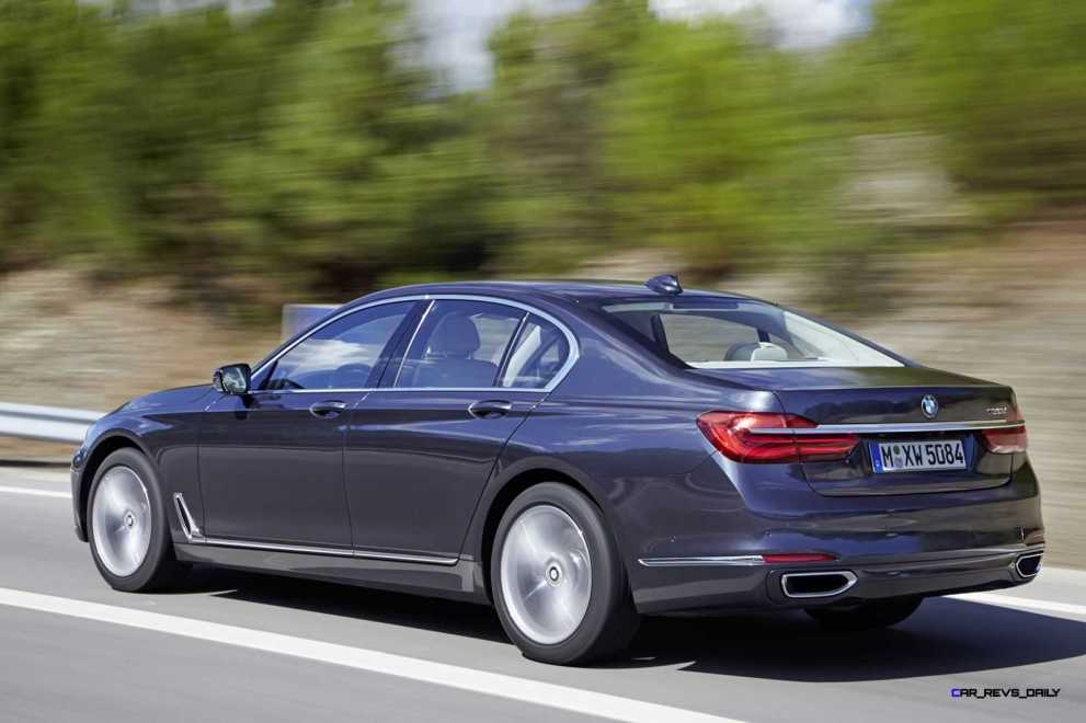 2016 BMW 750Li Exterior Photos 19