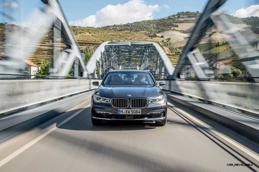 2016 BMW 750Li Exterior Photos 24