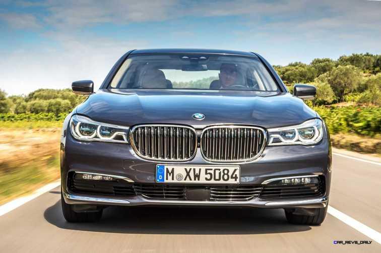 2016 BMW 750Li Exterior Photos 25