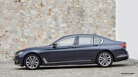 2016 BMW 750Li Exterior Photos 64