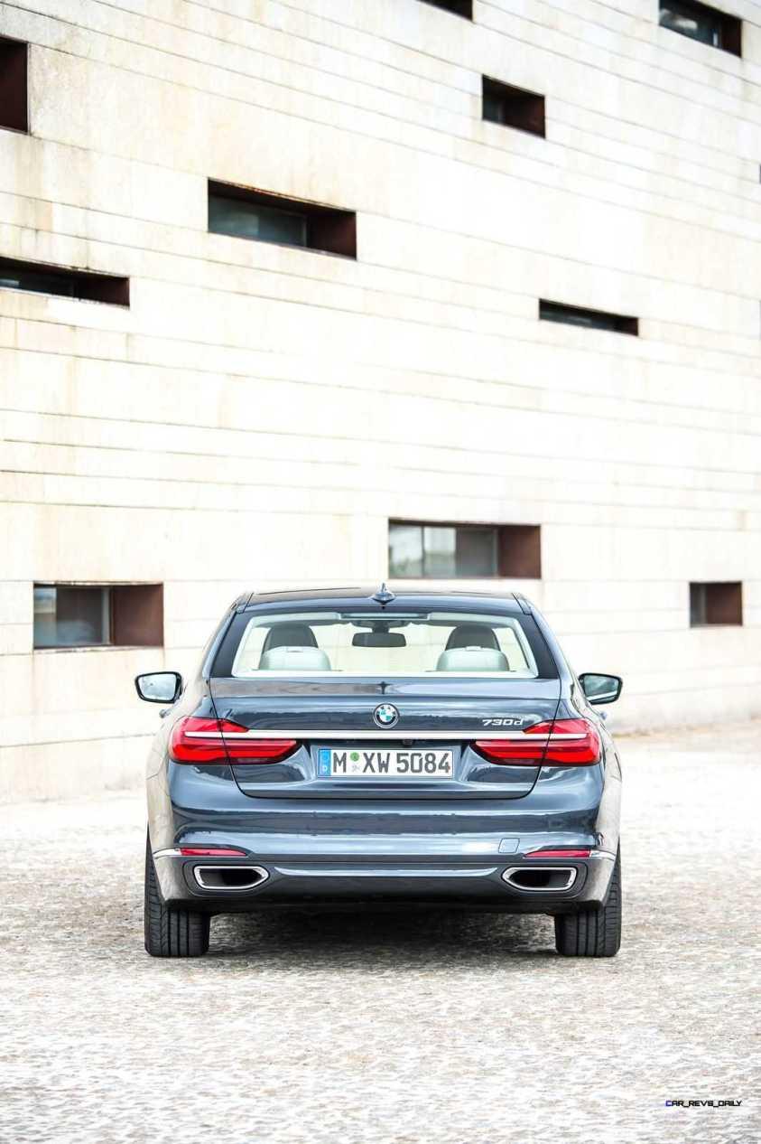 2016 BMW 750Li Exterior Photos 71