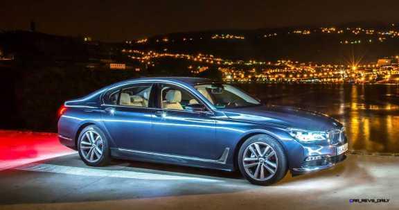 2016 BMW 750Li Exterior Photos 91