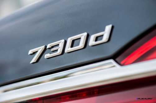 2016 BMW 750Li Exterior Photos 95