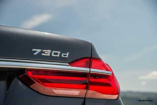 2016 BMW 750Li Exterior Photos 96