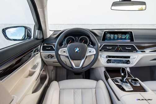 2016 BMW 750Li Interior 26