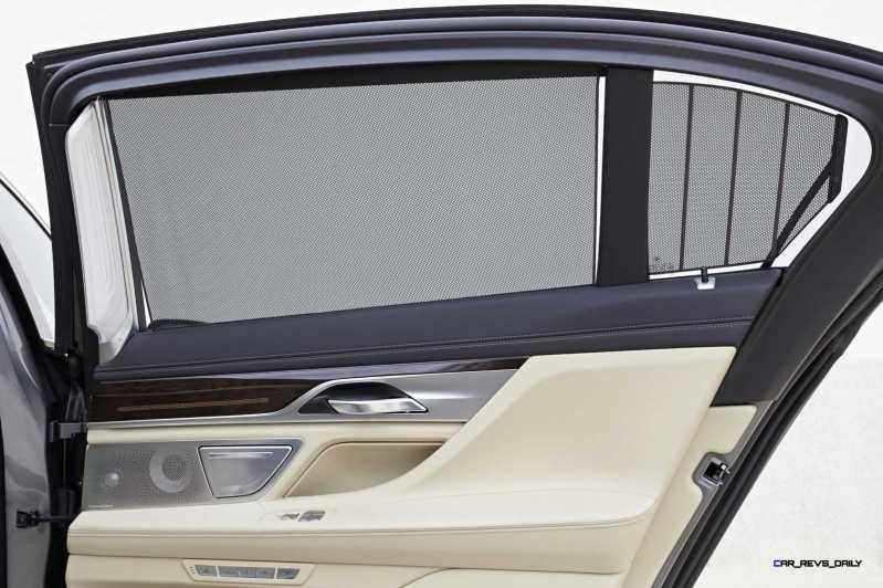 2016 BMW 750Li Interior 41