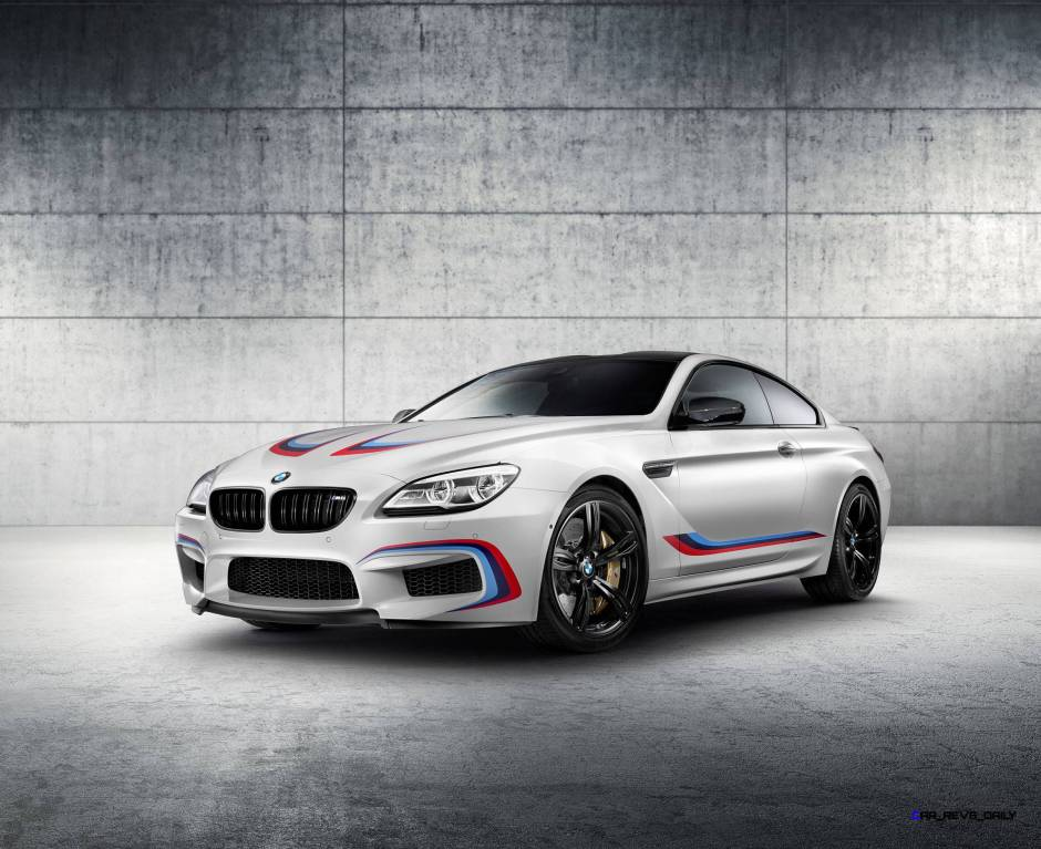2016 BMW M6 Competition Edition Coupe 5