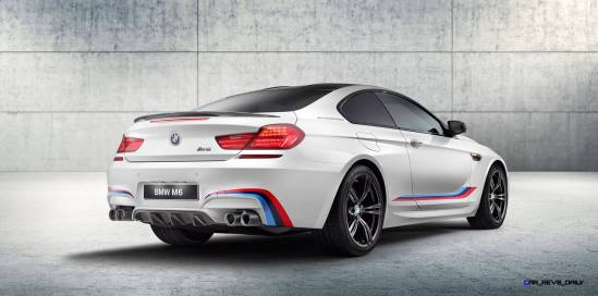 2016 BMW M6 Competition Edition Coupe 8