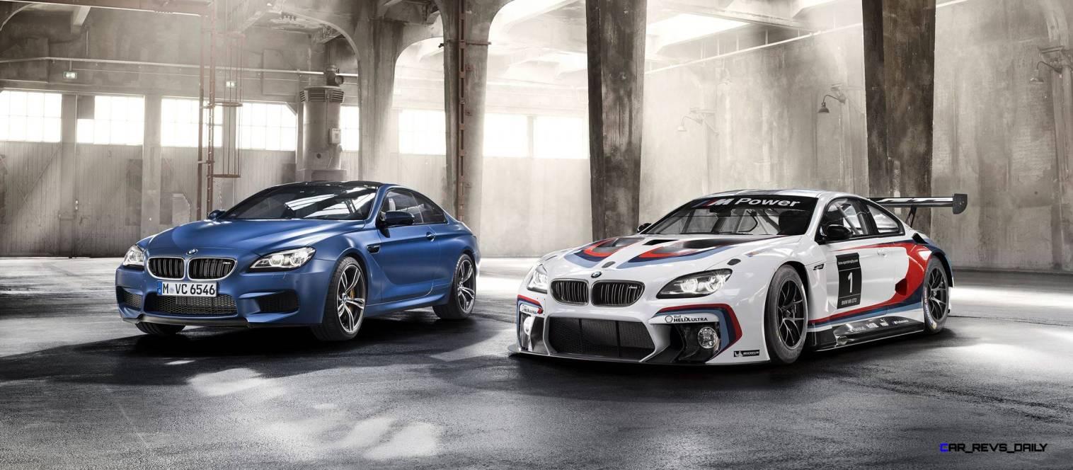 2016 BMW M6 GT3 Racecar 10