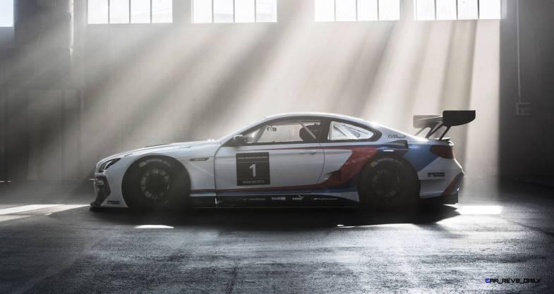 2016 BMW M6 GT3 Racecar 2