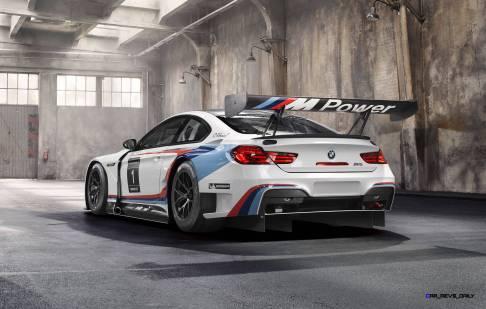 2016 BMW M6 GT3 Racecar 5