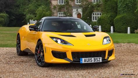 2016 Lotus Evora 400R 7