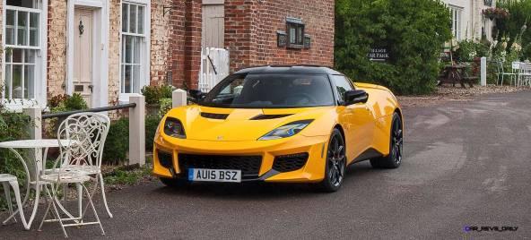 2016 Lotus Evora 400R 8