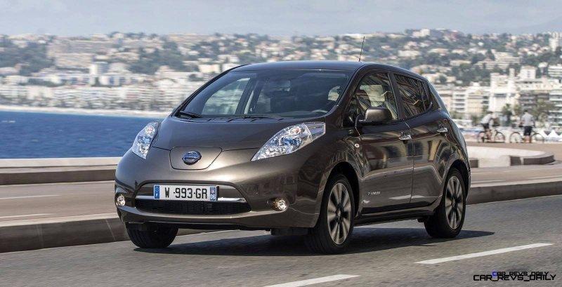 2016 Nissan Leaf 4
