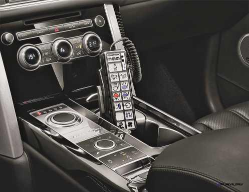 2016 Range Rover SENTINEL 6