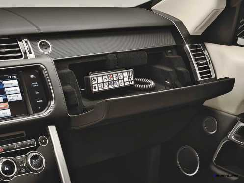 2016 Range Rover SENTINEL 7