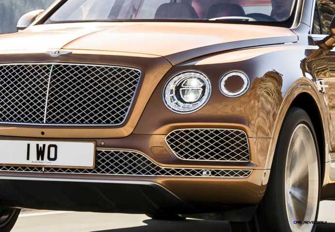 2017 Bentley BENTAYGA 13