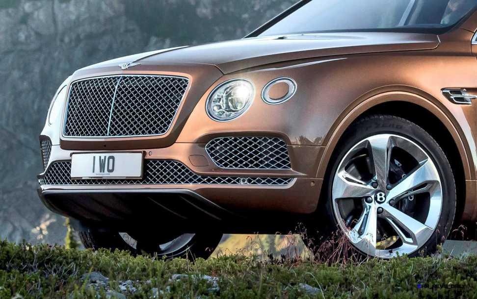 2017 Bentley BENTAYGA 9