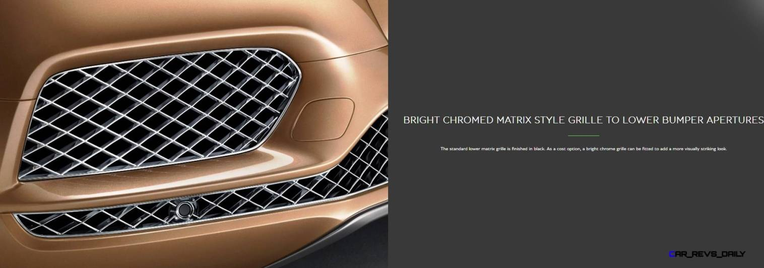 2017 Bentley BENTAYGA Feature Highlights 1