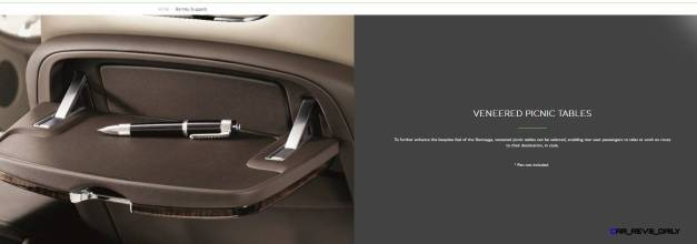 2017 Bentley BENTAYGA Feature Highlights 11