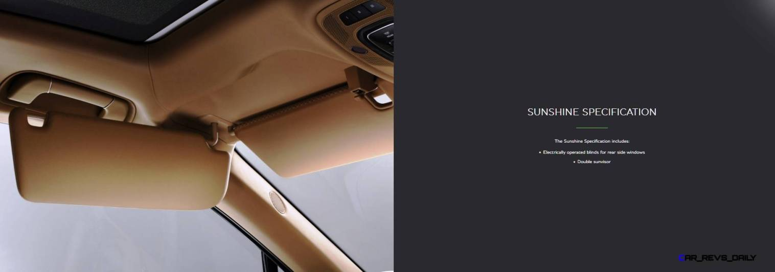 2017 Bentley BENTAYGA Feature Highlights 18