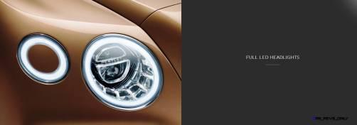 2017 Bentley BENTAYGA Feature Highlights 3