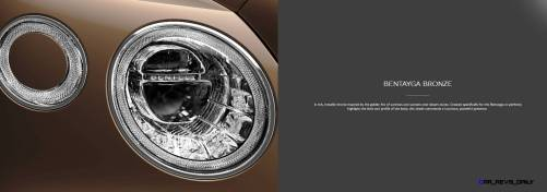 2017 Bentley BENTAYGA Feature Highlights 6