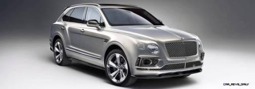2017 Bentley Bentayga 11