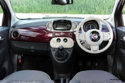 2017 FIAT 500 72