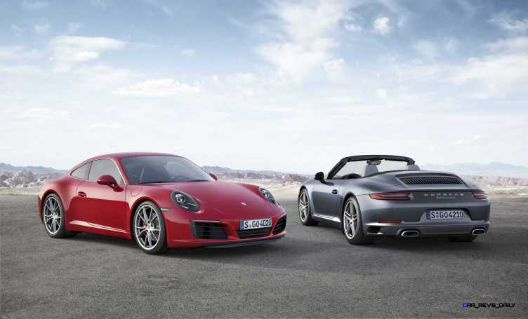 2017 Porsche 911 Carrera 15