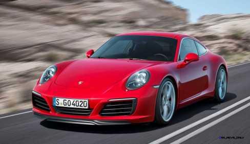 2017 Porsche 911 Carrera 19