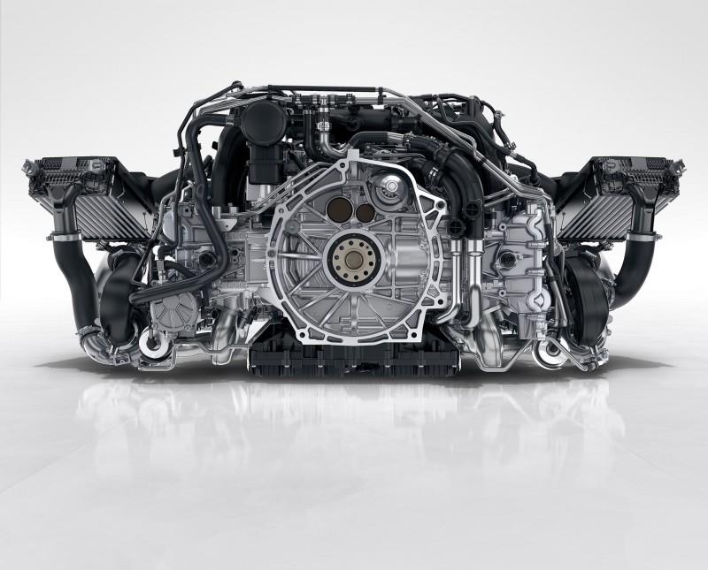 2017 Porsche 911 Carrera 7