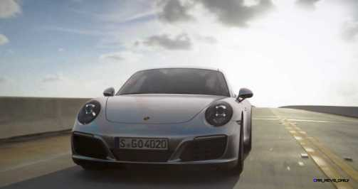 2017 Porsche 911 Carrera S Video Stills 17