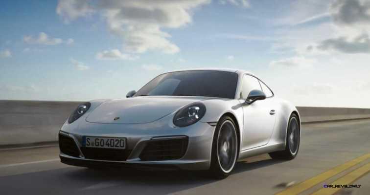 2017 Porsche 911 Carrera S Video Stills 21