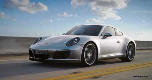 2017 Porsche 911 Carrera S Video Stills 24