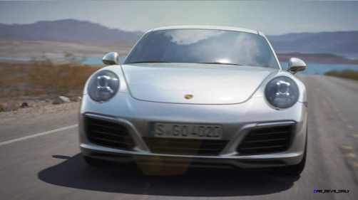 2017 Porsche 911 Carrera S Video Stills 27