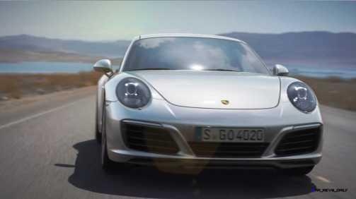 2017 Porsche 911 Carrera S Video Stills 28