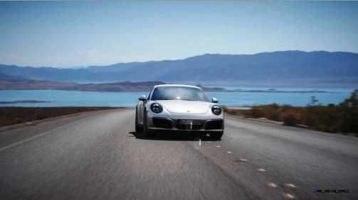2017 Porsche 911 Carrera S Video Stills 29
