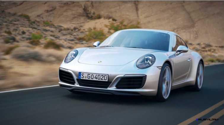 2017 Porsche 911 Carrera S Video Stills 35