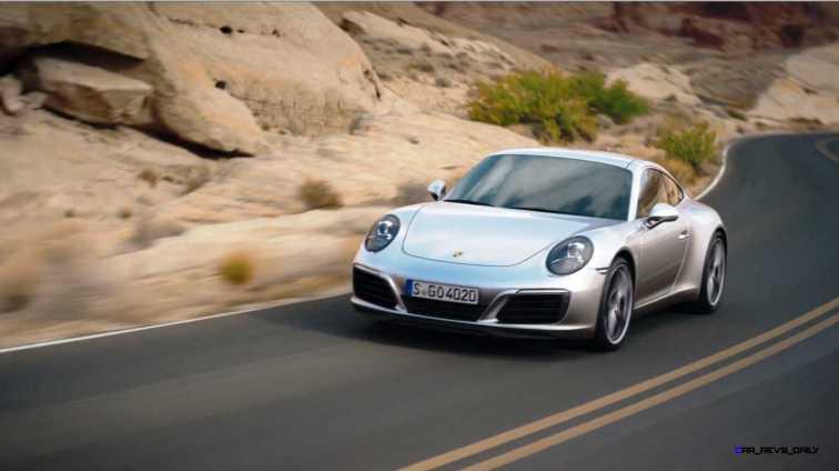 2017 Porsche 911 Carrera S Video Stills 39