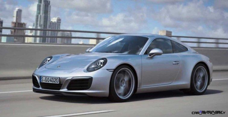 2017 Porsche 911 Carrera S Video Stills 4