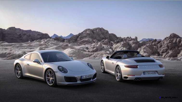 2017 Porsche 911 Carrera S Video Stills 44