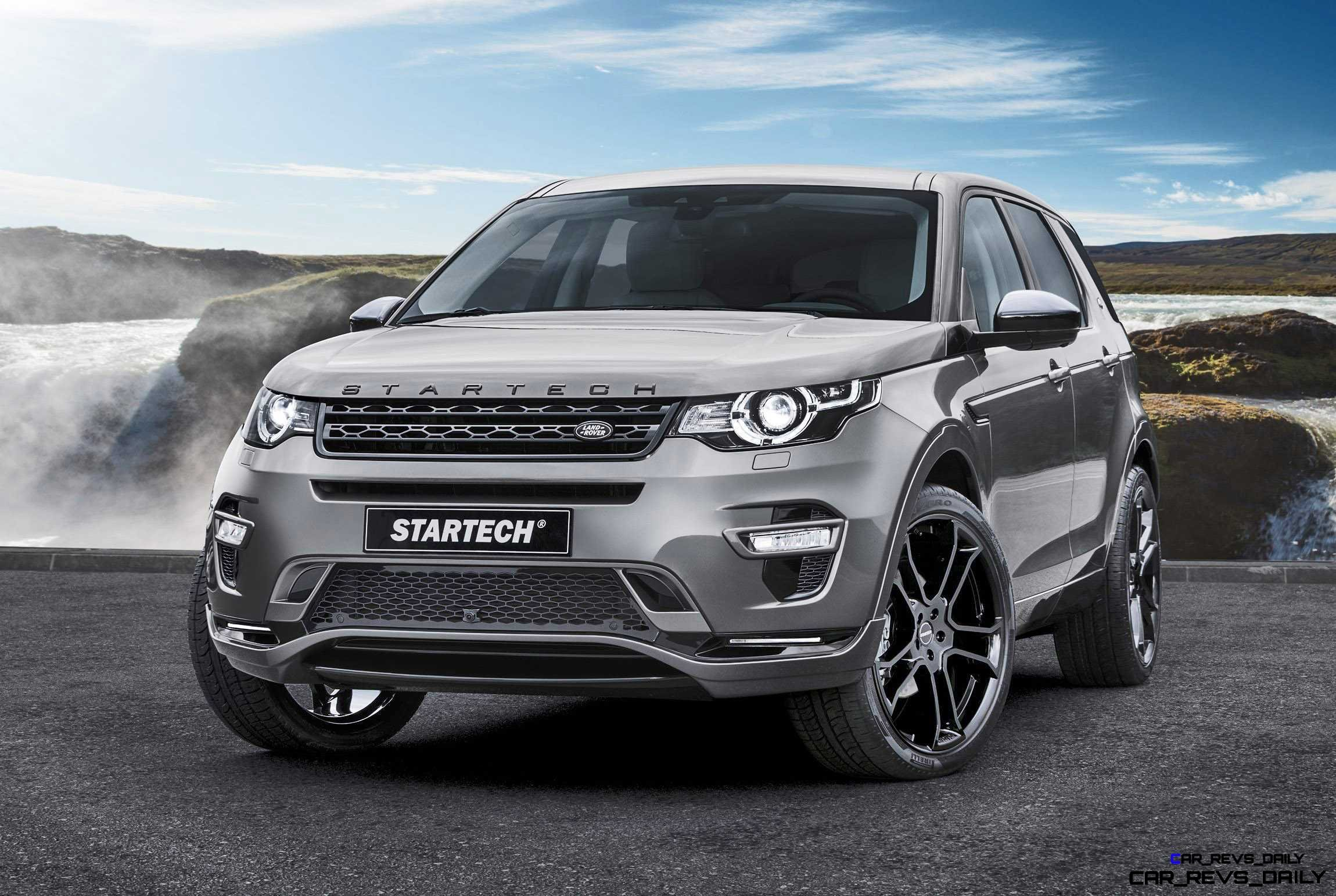 Brabus STARTECH Land Rover Discovery Sport