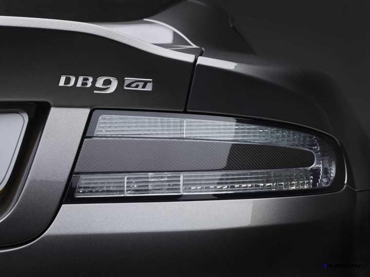 DB9 GT 3