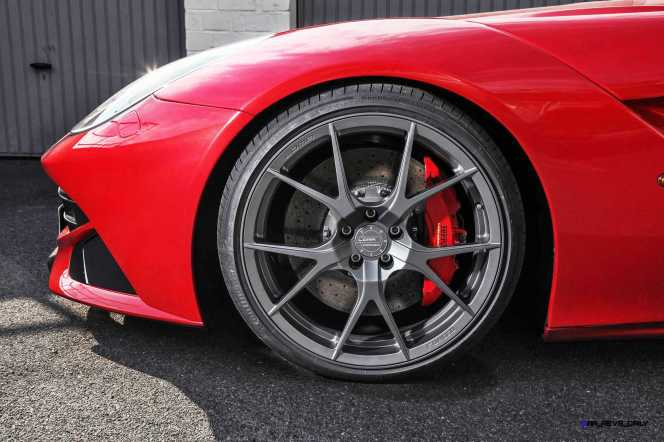 Ferrari F12 LOMA Wheels 10