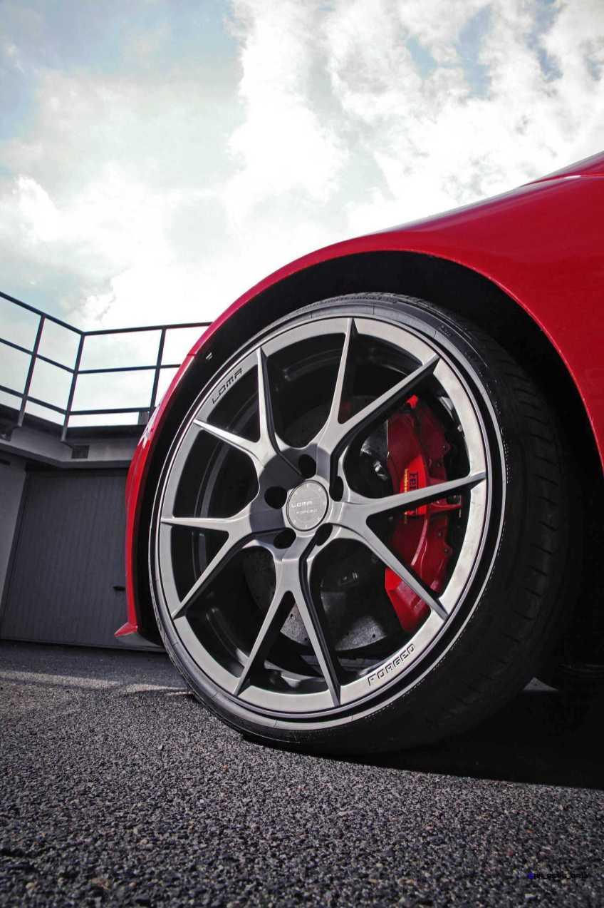 Ferrari F12 LOMA Wheels 11