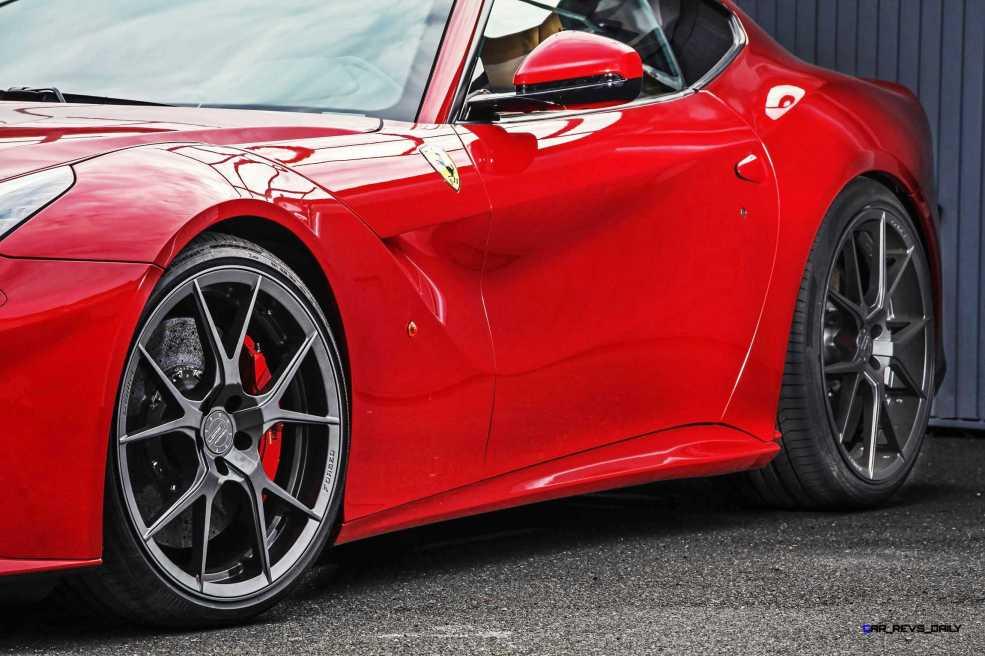 Ferrari F12 LOMA Wheels 12